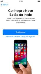 Apple iPhone 6 - iOS 12 - Primeiros passos - Como ativar seu aparelho - Etapa 27