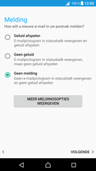 Sony Xperia Z5 Compact - Android Nougat - E-mail - e-mail instellen: POP3 - Stap 20