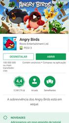 Samsung Galaxy S7 Edge - Android Nougat - Aplicações - Como pesquisar e instalar aplicações -  18