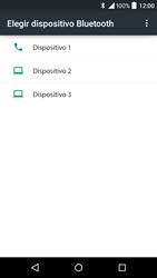 Alcatel Idol 3 - Bluetooth - Transferir archivos a través de Bluetooth - Paso 12