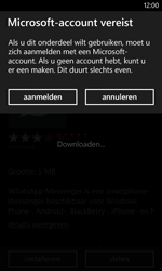 Nokia Lumia 720 - Applicaties - Account aanmaken - Stap 9