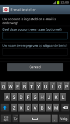 Samsung I9300 Galaxy S III - E-mail - e-mail instellen: POP3 - Stap 16