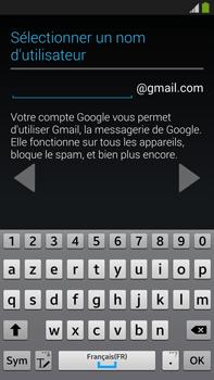 Samsung Galaxy Note 3 - Premiers pas - Créer un compte - Étape 12