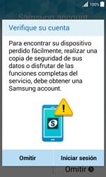 Samsung Galaxy Core Prime - Primeros pasos - Activar el equipo - Paso 15