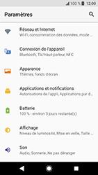 Sony Xperia XA2 - Aller plus loin - Désactiver les données à l'étranger - Étape 4