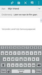 Samsung A500FU Galaxy A5 - E-mail - E-mails verzenden - Stap 9