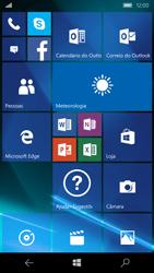 Microsoft Lumia 550 - Email - Configurar a conta de Email -  1