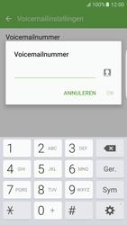 Samsung Samsung G925 Galaxy S6 Edge (Android M) - Voicemail - Handmatig instellen - Stap 8