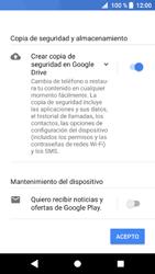 Sony Xperia XZ1 - Aplicaciones - Tienda de aplicaciones - Paso 18