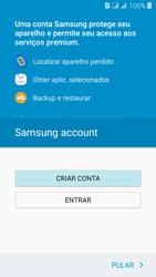 Samsung Galaxy J3 Duos - Primeiros passos - Como ativar seu aparelho - Etapa 17