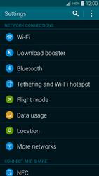 Samsung G901F Galaxy S5 4G+ - Mms - Manual configuration - Step 4