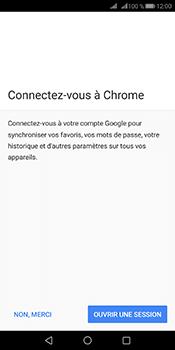 Huawei Mate 10 Pro - Internet et connexion - Naviguer sur internet - Étape 4