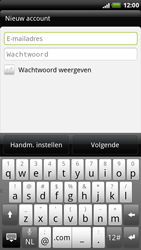 HTC X515m EVO 3D - E-mail - handmatig instellen - Stap 6