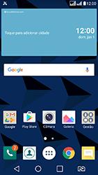 LG K8 - Chamadas - Como bloquear chamadas de um número específico - Etapa 3