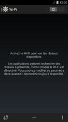 Acer Liquid Z410 - WiFi et Bluetooth - Configuration manuelle - Étape 5