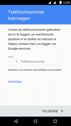 Fairphone Fairphone 2 - Applicaties - Account aanmaken - Stap 18