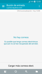 Samsung A500FU Galaxy A5 - E-mail - Configurar Yahoo! - Paso 10
