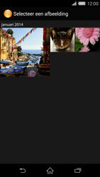 Sony D6503 Xperia Z2 - MMS - afbeeldingen verzenden - Stap 17
