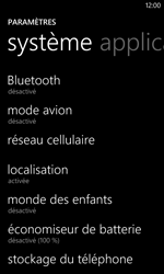 Nokia Lumia 625 - Réseau - utilisation à l'étranger - Étape 7