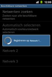 Samsung S7500 Galaxy Ace Plus - Buitenland - Bellen, sms en internet - Stap 9