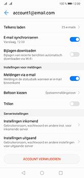 Huawei P20 Lite Dual-SIM (Model ANE-LX1) - E-mail - Instellingen KPNMail controleren - Stap 16