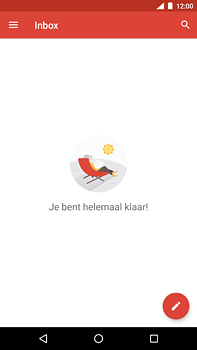 Nokia 6.1 - E-mail - handmatig instellen (yahoo) - Stap 14