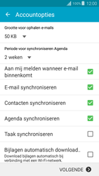 Samsung G531F Galaxy Grand Prime VE - E-mail - handmatig instellen (outlook) - Stap 9