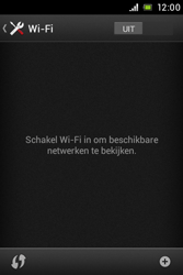 Sony C1505 Xperia E - Wifi - handmatig instellen - Stap 5