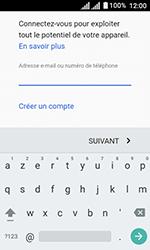 Alcatel U3 - E-mails - Ajouter ou modifier votre compte Gmail - Étape 9
