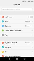 Huawei Y6 (2017) - Wi-Fi - Accéder au réseau Wi-Fi - Étape 3