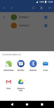 Sony Xperia XZ2 (H8216) - Contacten en data - Contacten overzetten via Bluetooth - Stap 7