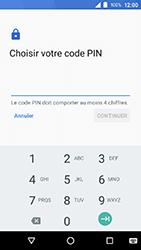 Crosscall Action X3 - Sécuriser votre mobile - Activer le code de verrouillage - Étape 8