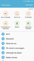 Samsung Galaxy S7 Edge - Internet no telemóvel - Configurar ligação à internet -  4