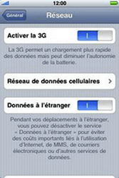 Apple iPhone 3G - Internet - configuration manuelle - Étape 6