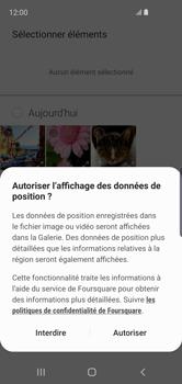 Samsung Galaxy S10e - MMS - envoi d'images - Étape 17