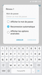 Samsung Galaxy S7 - Android Nougat - Wifi - configuration manuelle - Étape 7