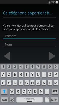 Samsung Galaxy Note 4 - Premiers pas - Créer un compte - Étape 25