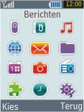 Samsung B2100 Xplorer - Voicemail - Handmatig instellen - Stap 3
