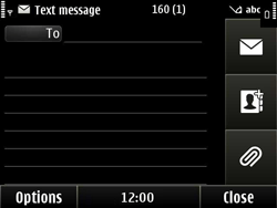 Nokia E6-00 - MMS - Sending pictures - Step 4