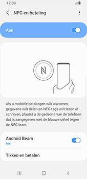 Samsung galaxy-s8-sm-g950f-android-pie - NFC - NFC activeren - Stap 7