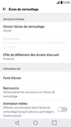 LG G5 - Sécuriser votre mobile - Activer le code de verrouillage - Étape 5