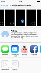 Apple iPhone 5c - Photos, vidéos, musique - Créer une vidéo - Étape 9