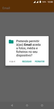 Wiko View Dual SIM - Email - Configurar a conta de Email -  8