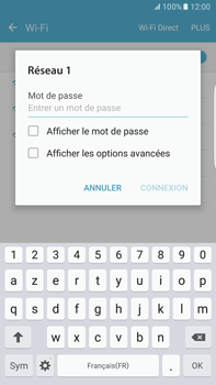 Samsung Samsung Galaxy S6 Edge+ - Android M - Wifi - configuration manuelle - Étape 6