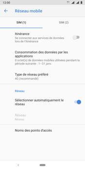 Nokia 9 - Réseau - activer 4G - Étape 10