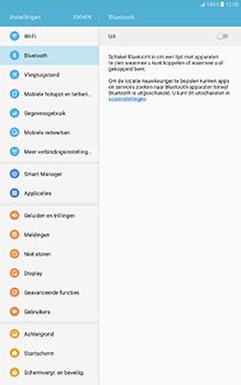 Samsung Galaxy Tab A 10.1 (SM-T585) - Bluetooth - Aanzetten - Stap 4