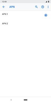 Google Pixel 3 - MMS - Configuration manuelle - Étape 18