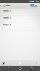 Sony Xperia Z2 - Internet et connexion - Accéder au réseau Wi-Fi - Étape 6