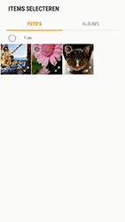 Samsung Galaxy Xcover 4 - MMS - Afbeeldingen verzenden - Stap 13