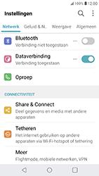 LG K11 - Buitenland - Internet in het buitenland - Stap 4